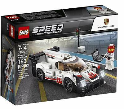 LEGO 75887 Speed Champions Porsche 919 Hybrid 163 Pieces -