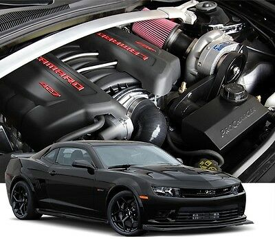 Chevy Camaro Z/28 LS7 Procharger P-1SC1 Stage II Supercharger Intercooled System