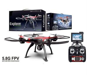 RC Quadcopter / Drone  2.4G with 5.8G FPV and Camera, RTR Sarnia Sarnia Area image 1