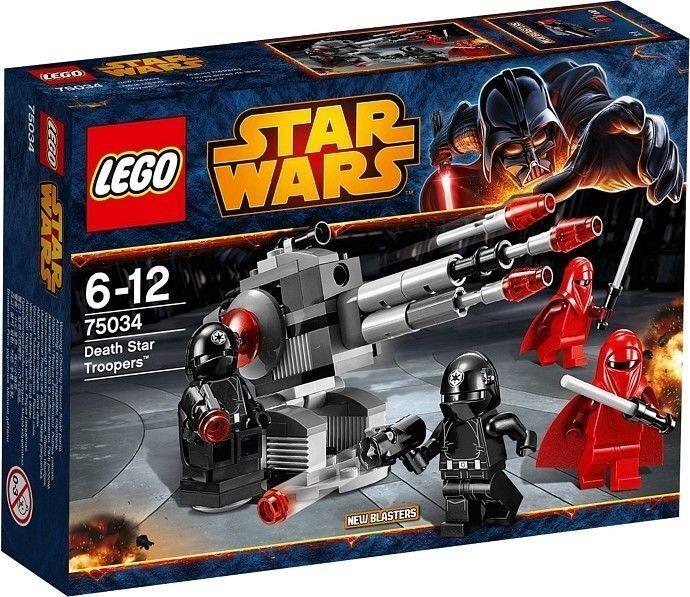 Star Wars Death Star LEGO Set