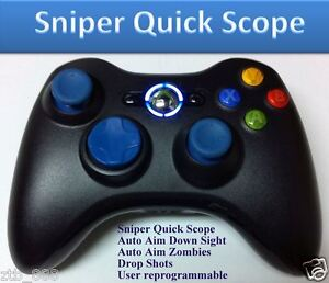 17-MODE-MW3-XBOX-360-RAPID-FIRE-MODDED-CONTROLLER-QUICK-SCOPE-COD-DROP-SHOT