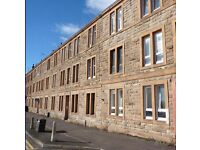 Small flat in great location (Anniesland, West End) next to train station & Glasgow Vet School