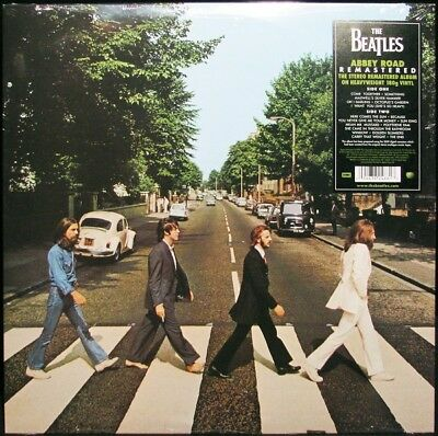 The Beatles - Abbey Road (2012 Remaster) (EU) (180g Vinyl LP) NEW for sale  Shipping to Canada