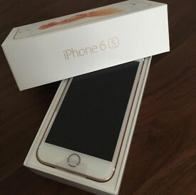 WANTED - iPhone 6s 64gb or 128gb