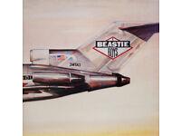 Beastie Boys – Licensed To Ill - Vinyl 12 good condition