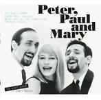 cd - PETER, PAUL & MARY - PETER, PAUL AND MARY (nieuw)