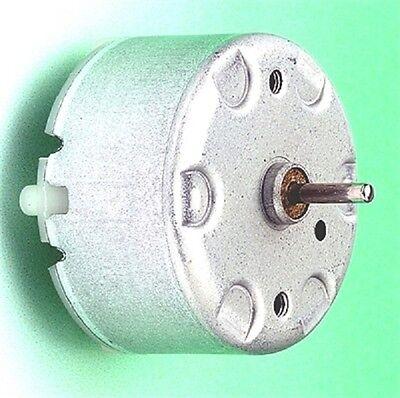 Miniature Solar Electric Motor Brushed 6v Dc 2800rpm Re500tb For Models Robots
