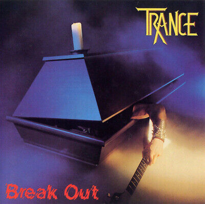 TRANCE – Break Out (NEW*BRA IMPORT*GER HEAVY METAL CLASSIC*ACCEPT)
