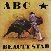 ABC - Beauty Stab Vinyl Record LP