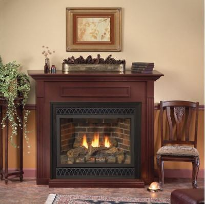 Empire Comfort Systems Deluxe 36 Tahoe DV MV Fireplace with