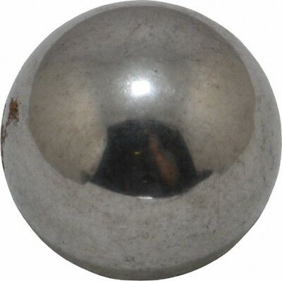 Value Collection 1 Inch Diameter Grade 1000 Carbon Steel Ball 60 To 67 C M...