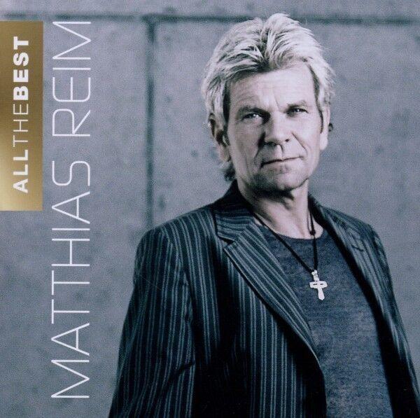 "MATTHIAS REIM ""ALL THE BEST"" 2 CD NEU"