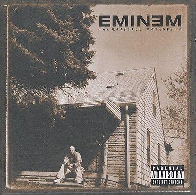 Eminem   The Marshall Mathers Lp  2000   Cd  New Sealed  Speedypost     2927