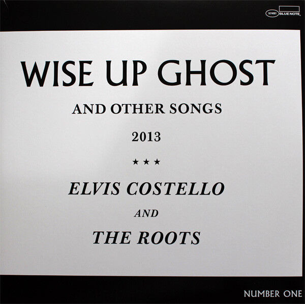 Elvis Costello And The Roots – Wise Up Ghost Vinyl 2LP NEW