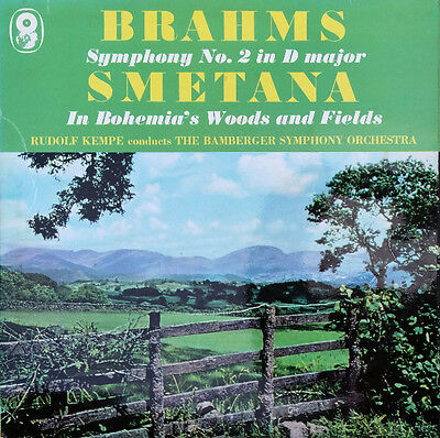 Brahms, The Bamberger Symphony Orchestra - Symphony No. 2 In D Major. Op. 73