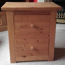 Two drawer unit