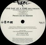 12 inch nieuw - Tupac - One Day At A Time (Em's Version)