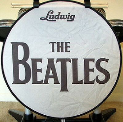 Beatles Rock Band Foot Bass Kick Drum Shade,PS3 PS4 Guitar Hero Missing Clips (Guitar Hero 4 Bass)