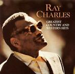 cd - Ray Charles - Greatest Country & Western Hits