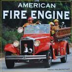 Boek : The American Fire Engine  (brandweerwagen)