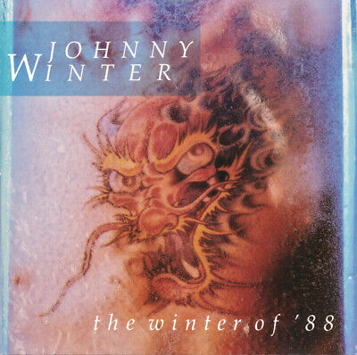 CD JOHNNY WINTER-THE WINTER OF 88 -ROCK-HARD-HEAVY METAL