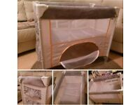 toddler foldable bed