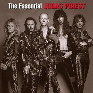 JUDAS-PRIEST-The-Essential-2CD-Best-Of-BRAND-NEW