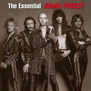 JUDAS PRIEST The Essential 2CD Best Of BRAND NEW