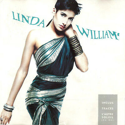 CD Linda WILLIAM - Traces 10 titres avec un REMIX 1989 RARE (Avec Avec Remix)