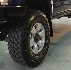 Maxxi Bighorn mud tyres Melton Melton Area Preview