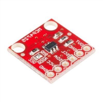 10pcs 12bit Resolution I2c Mcp4725 Dac Breakout Development Board Ic New Kx