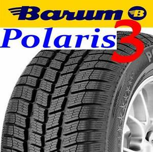 Barum Polaris Snow Tires Size: 225 50 R17