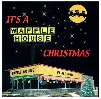 Album Covers # 17 - 8 x 10 Tee Shirt Iron On Transfer Waffle House Christmas for sale  Shipping to India