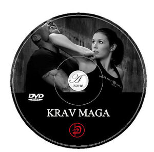 LEARN KRAV MAGA COMBAT DVD TRAINING A SIMPLE VIDEO OF COMBAT/DEFENCE SKILLS NEW