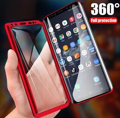 CASE For Samsung Galaxy J4+ / J6+ Plus A6 A7 A9 2018 Full Protective 360 Cover