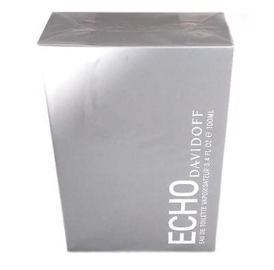 Davidoff Echo, homme/man, Eau de Toilette, 100 ml EdT Spray - Echo Edt Spray