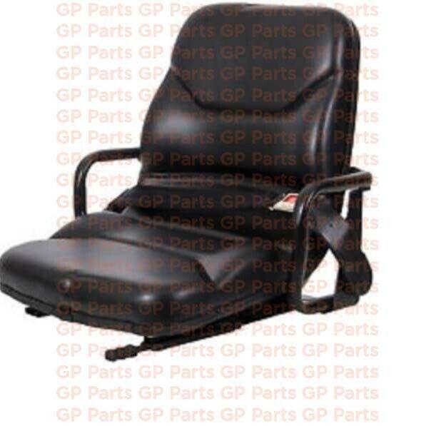 Caterpillar Mitsubishi 1049976, VINYL FORKLIFT SEAT (W/Belt) GP25K,GP25