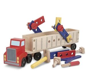 Camion Construction Melissa and Doug