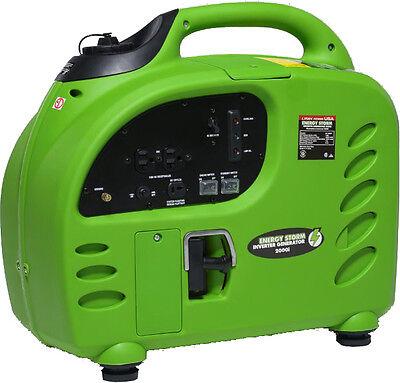 LIFAN Power USA's Energy Storm 2000i Digital Inverter Generator #ESI2000i