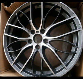 New Performance mesh wheels. To fit 5x120 BMW
