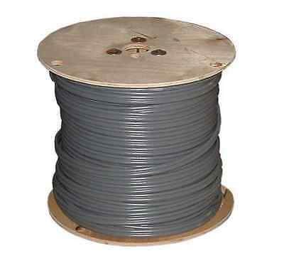 500 Roll 10-3 Awg Uf-b Gauge Outdoor Burial Electrical Feeder Copper Wire Cable