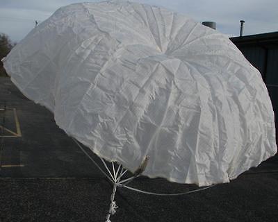 "Military Surplus 36"" Signal Flare Parachute NEW Original USA Rocket, Toy R/C"
