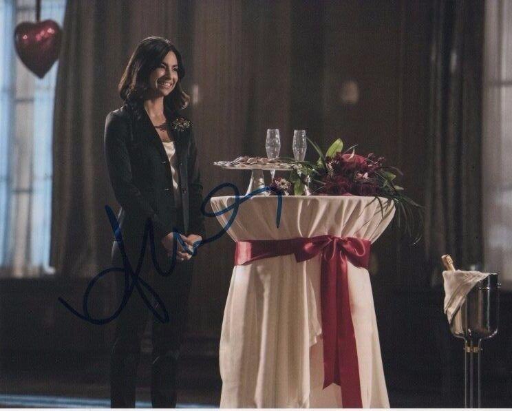 Floriana Lima Supergirl Autographed Signed 8x10 Photo COA #A8