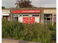 FOR LEASE - Retail shop for let at 110 Cornhill Road, Aberdeen, AB25 2EH