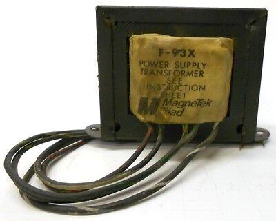 Magnetek Triad Transformer F-93x Approx 4 X 2 12 X 2 12