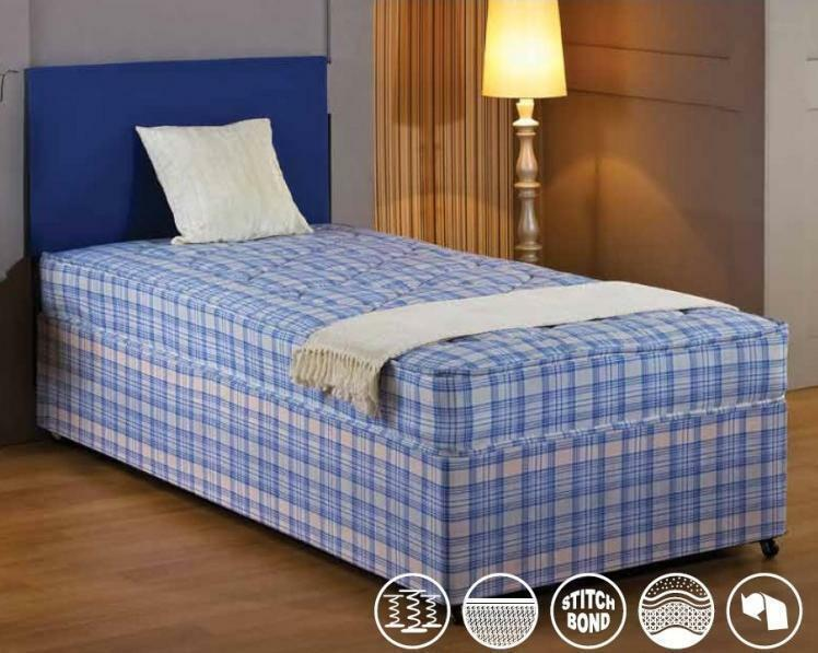 """BRAND NEW SINGLE SIZE 3FT MATTRESSES FOR SALEEXPRESS DELIVERYin LondonGumtree - If you prefer any other furniture Please click """"See all ads"""" link at the top, near contact details Delivery Same or next day delivery anywhere in London/Greater London Specification Brand new Made in U.K. Hypo allergenic filling Belgian Damask..."""