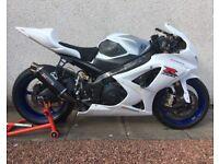 Suzuki Gsxr 1000r 2009 K8 Track bike V5