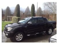 Ford ranger 3.2 wildtrack auto 2014