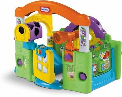 Little Tikes Activity Garden Baby Playset, New, Free Shipping