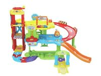 VTech Toot Toot Drivers Garage with 6 Cars